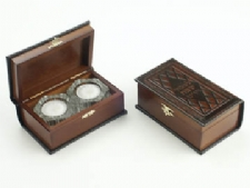 <font size = 3>Customized candleholder boxes with your own logo for an impressive promotional gift!